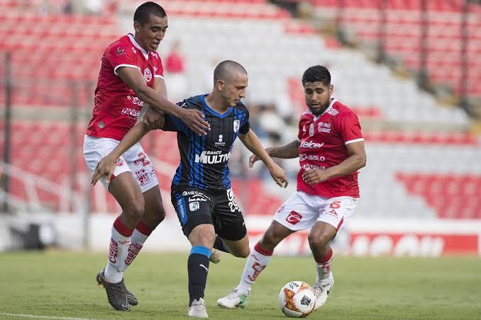 Mineros Zacatecas vs Querétaro EN VIVO transmisión TV online en Copa MX (0-0)