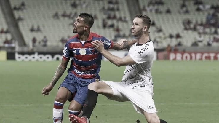 Assistir Athletico-PR x Fortaleza AO VIVO online pela Copa do Brasil (1-0)