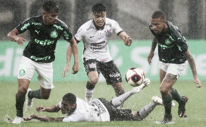 Relembre outros dérbis decisivos entre Corinthians x Palmeiras nos últimos anos