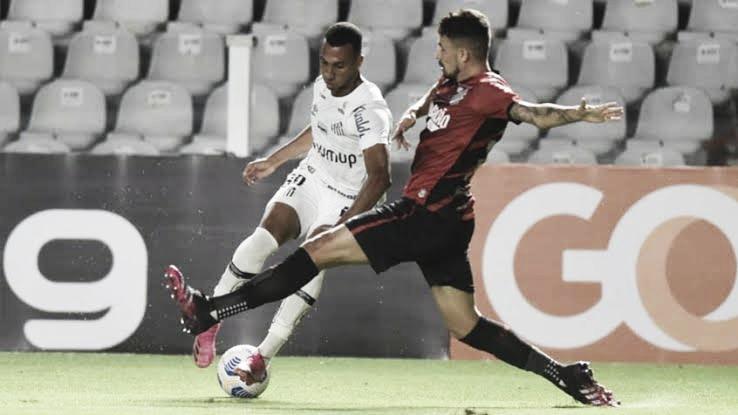 Gols e melhores momentos de Santos x Athletico-PR pela Copa do Brasil (0-1)