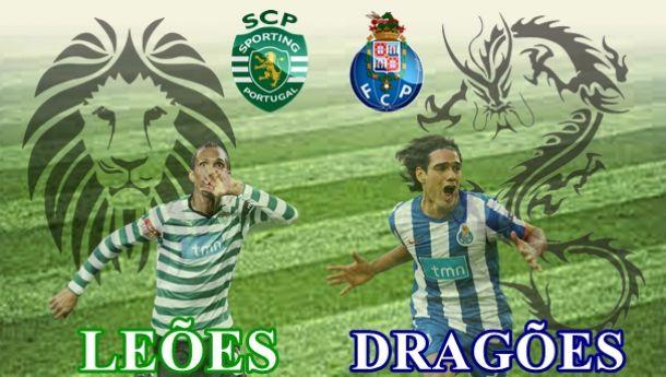 Sporting x Porto, 2004 - 2014: os goleadores do Clássico