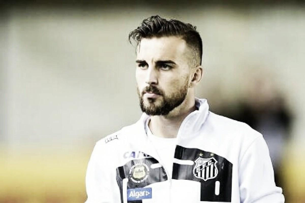 Santos empresta Rafael Longuine ao Guarani até o fim da temporada