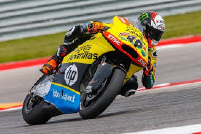 Rins claims pole at third round of the Moto2 season at COTA