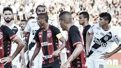 Ponte Preta recebe Vitória em busca da primeira vitória na Série B