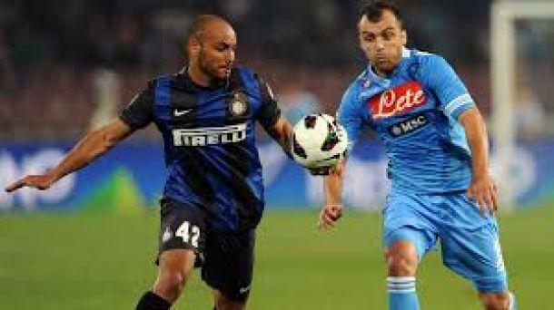 Nápoles vs Inter de Milán en vivo y en directo online (1-0)