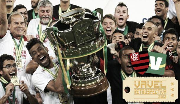 Flamengo 2013: o ano do brocador e o título da Copa do Brasil