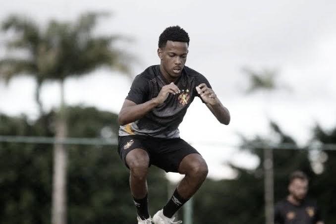 Sport oficializa empréstimo do jovem atacante Rafael Luiz ao Cruzeiro para disputa da Série B
