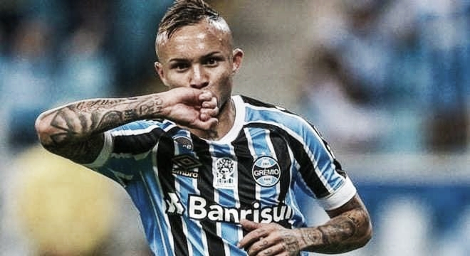Grêmio acerta venda de Everton Cebolinha para o Benfica; confira valores