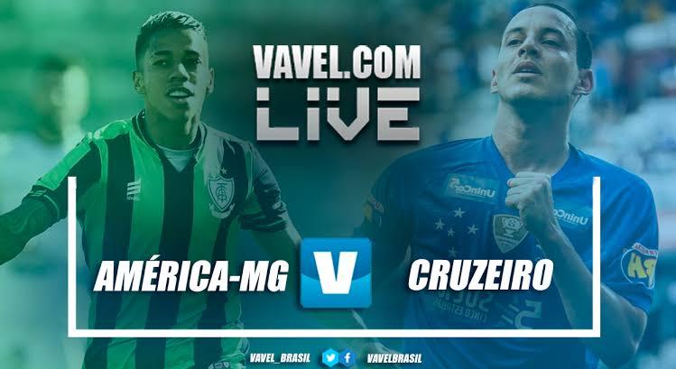 Resultado de América-MG x Cruzeiro pelo Campeonato Mineiro (2-3)