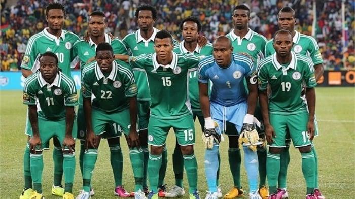 b03f3a0cadd4f Seleção da Nigéria reclama de premiação e não embarca para o Brasil ...