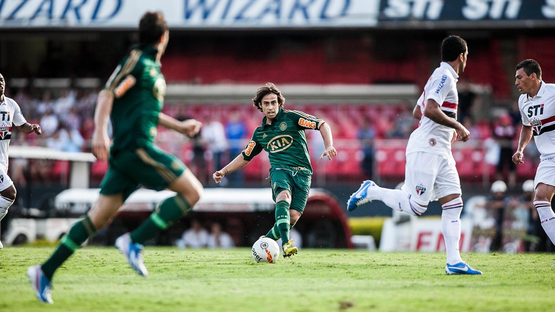Palmeiras não terá Valdivia e Kléber diante do Ituano