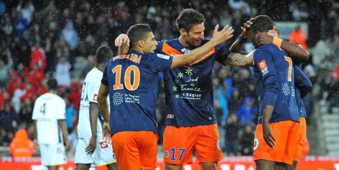 Montpellier ne lâche pas
