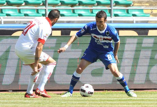 La Sampdoria empezará el campeonato con un punto menos