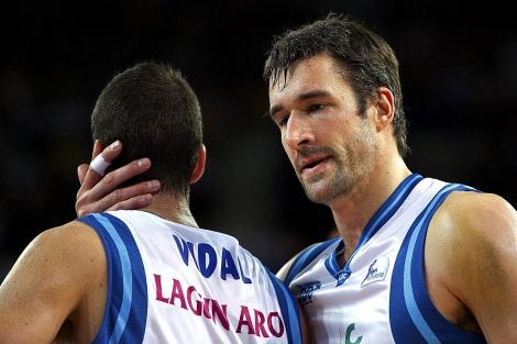 Panko y Vidal abandonan el Lagun Aro GBC