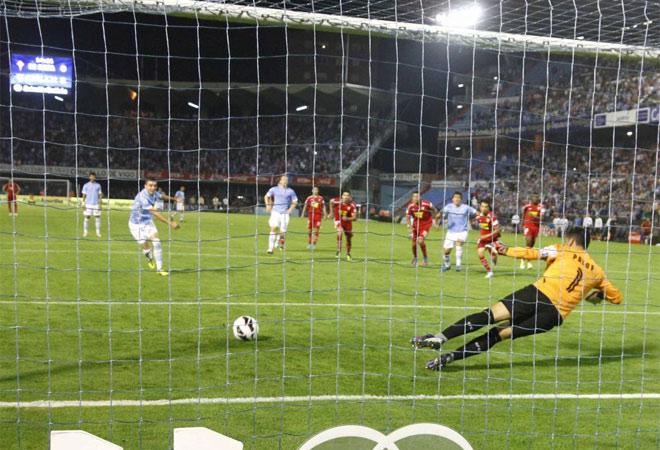 Celta - Sevilla: puntuaciones del Celta de Vigo, jornada 7