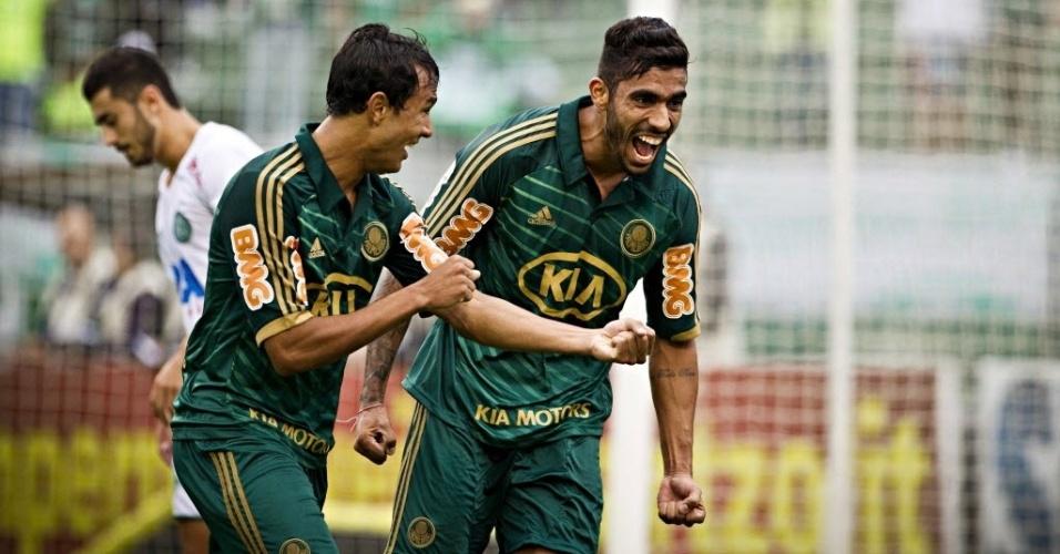 Convocação de companheiros motiva jogadores do Palmeiras