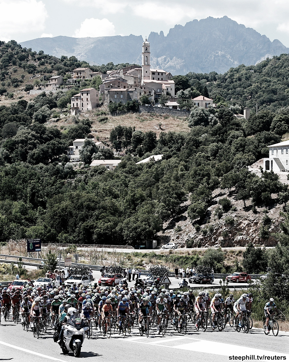 Live Tour de France 2013, la 3ème étape en direct