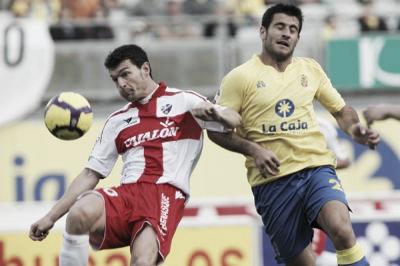 El Huesca creyó en la remontada ante Las Palmas