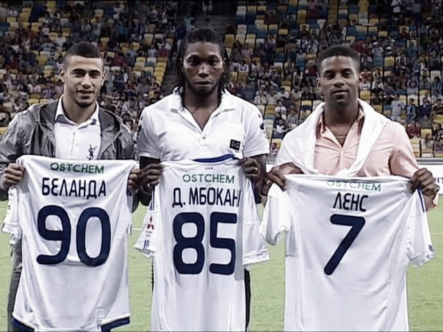 Younes Belhanda rejoint le Dynamo Kiev