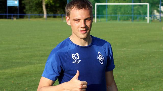 Delkin convence al Krylya Sovetov