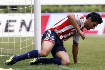 Márquez Lugo baja por tres semanas