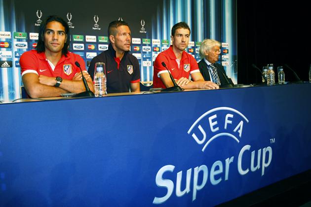 """Simeone: """"Las finales no se eligen, se juegan y se ganan"""""""