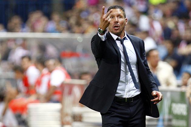 """Simeone: """"Me apresuré en los cambios"""""""