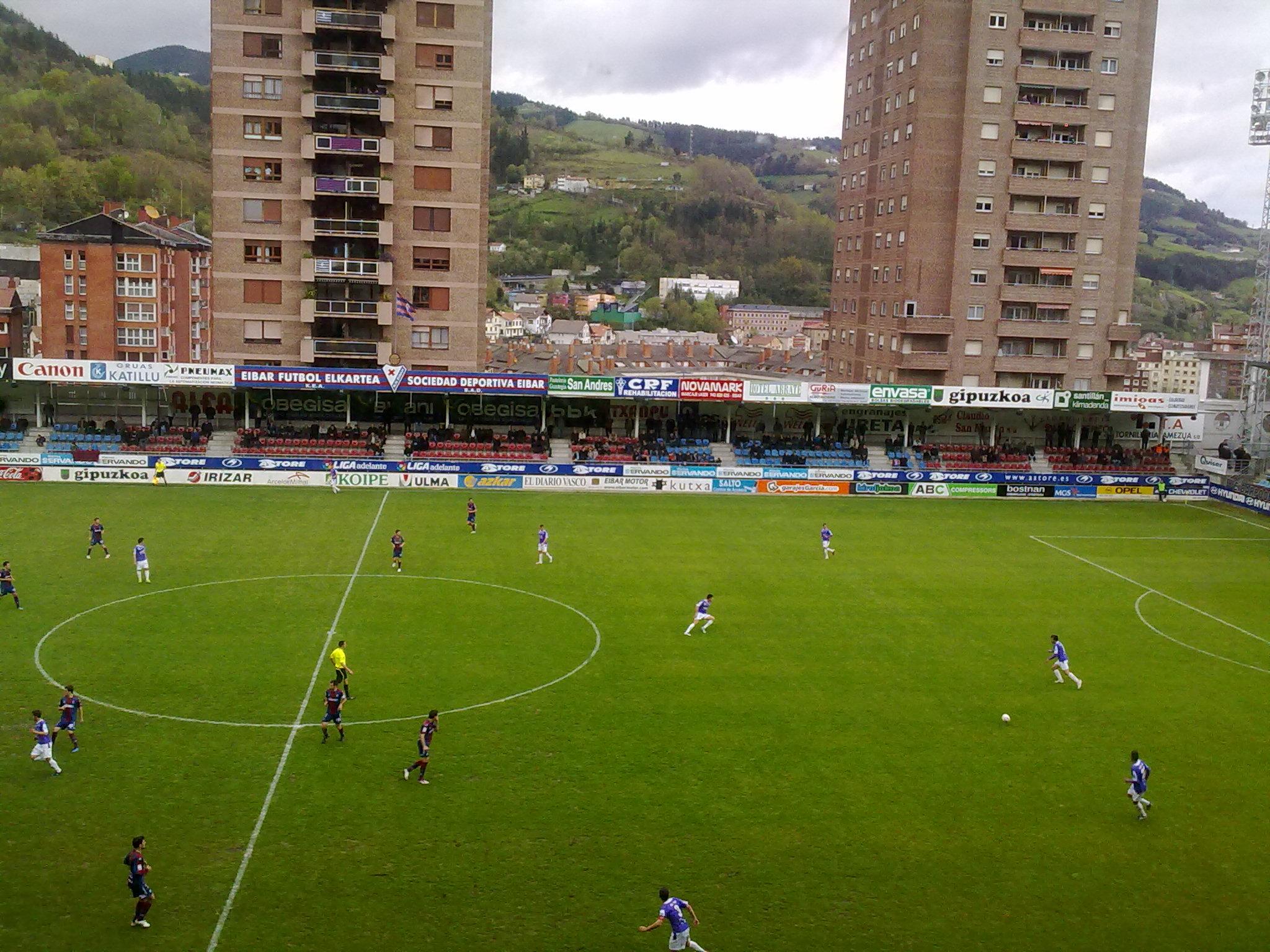 Eibar 2-2 Palencia: un punto que no satisface a ninguno de los dos