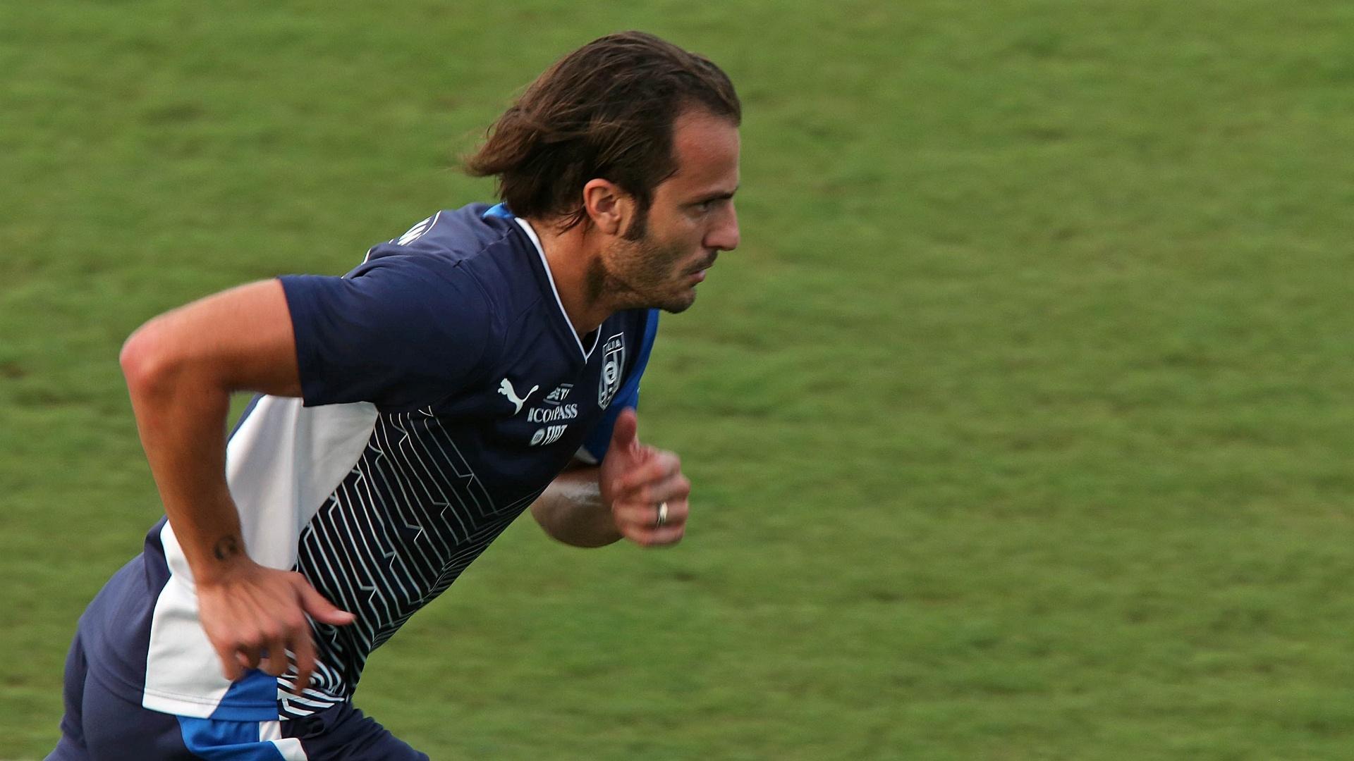 Com Gilardino, Itália acredita em surpresa contra a Espanha