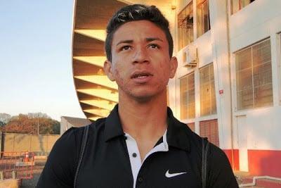 Siloé é o novo reforço do São Caetano para a Série B