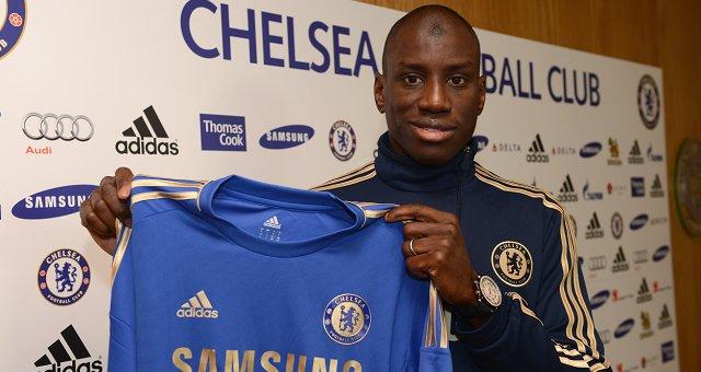 Demba Ba a signé à Chelsea pour trois ans et demi