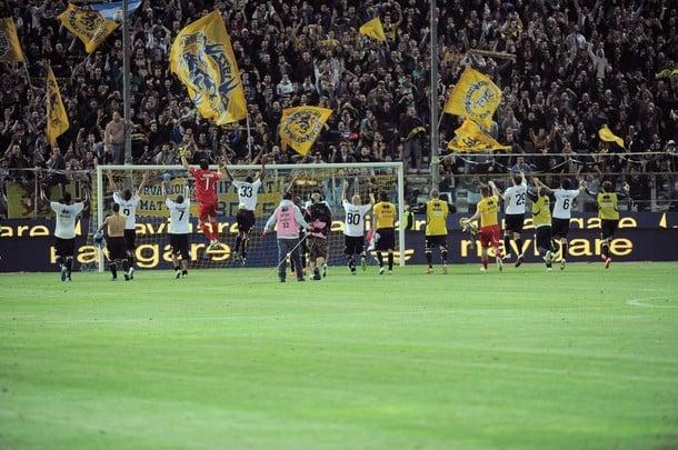 Parma, col Bologna per finire in bellezza