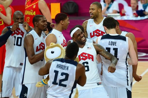 Estados Unidos reina en Londres 2012, España finaliza en 21º posición