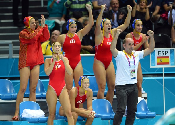 Estados Unidos líder en el medallero, España desciende un puesto