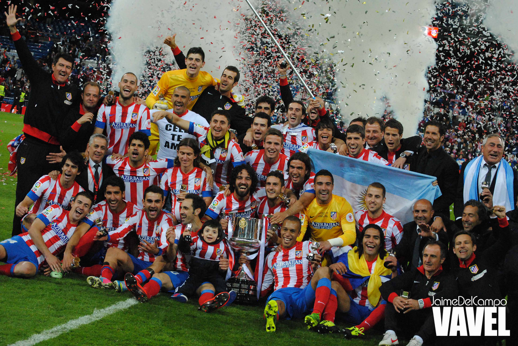 Resumen temporada 2012-2013 del Atlético de Madrid