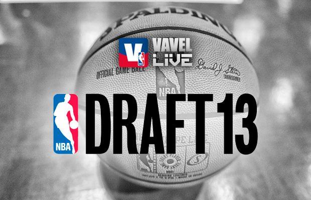 Draft 2013 da NBA, assim acompanhamos