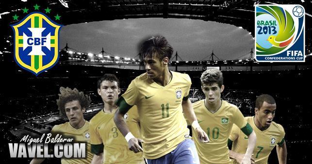 Copa Confederaciones 2013: Amarillo, el color del fútbol
