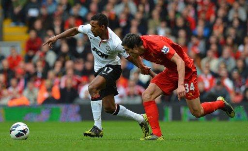 Una lesión aparta a Martin Kelly del Liverpool hasta 2013
