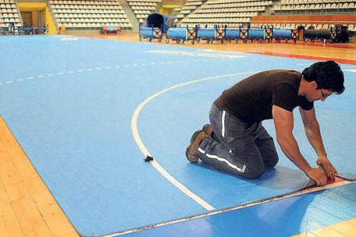 Vigo se prepara para acoger la Copa ASOBAL este fin de semana