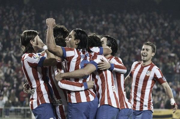 El scouting celeste: Atlético de Madrid