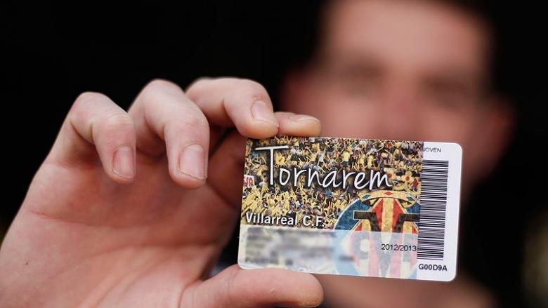 El Villarreal CF ya dispone de 12.233 abonados