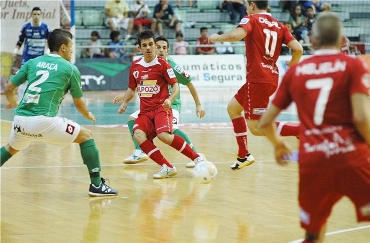 Marfil Santa Coloma- ElPozo Murcia: último escollo previo a la Uefa Futsal Cup