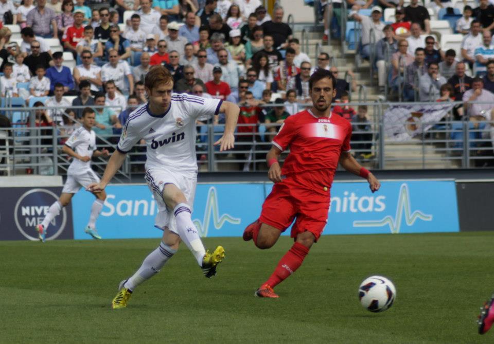 Real Madrid Castilla - Real Murcia, así lo vivimos