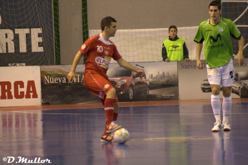 ElPozo Murcia avanza a cuartos de final con paso firme tras vencer al O Parrulo FS
