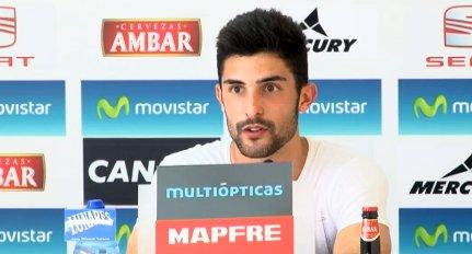 "Álvaro: ""Podemos ganar fuera de casa"""