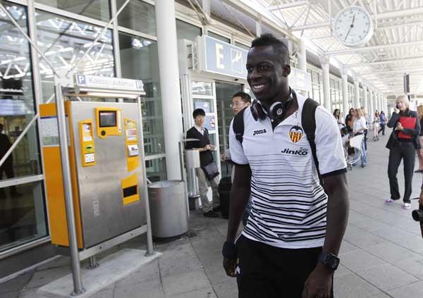 El Valencia ya está en Múnich