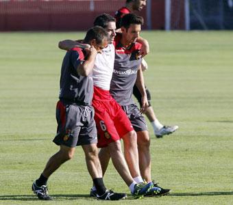 Antonio López se une a la lista de lesionados