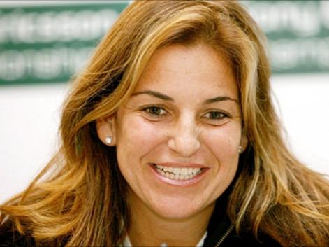 Arantxa Sánchez Vicario dimite como capitana de Fed Cup