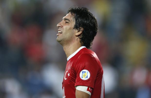 Arda Turan se lesiona y no jugará ante Hungría
