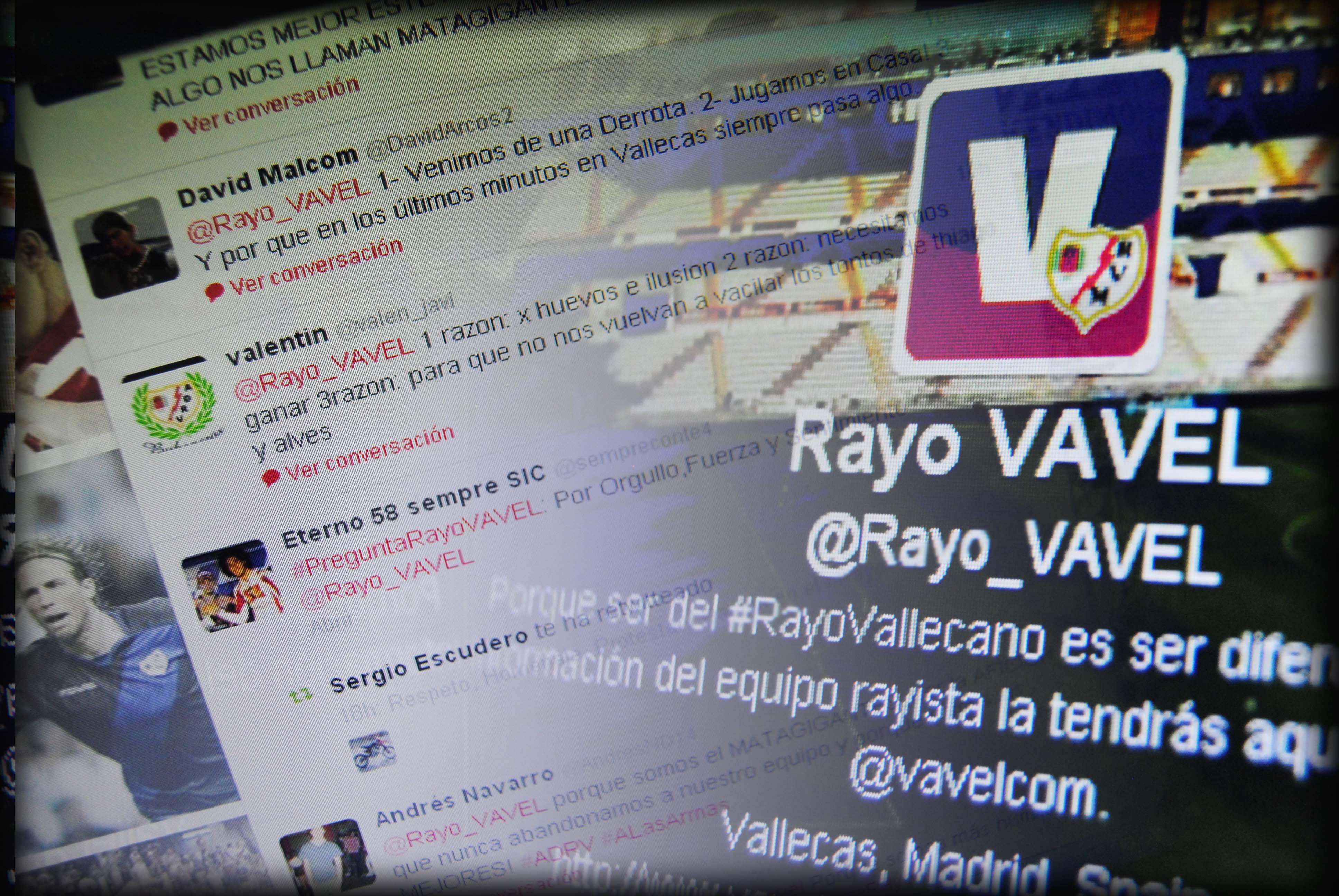 Las tres razones de la afición en @Rayo_VAVEL, para vencer al Barcelona